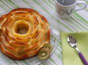Gâteau kiwi