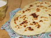 Naans fromage