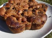 Gâteau doré mirabelles