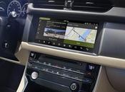 Jaguar Land Rover choisit HERE pour système navigation embarqué connecté