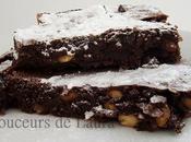 Brownie Chocolat noir & Cacahuètes.