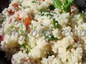 Taboulé salade couscous