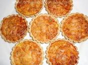Mini Quiches Saumon