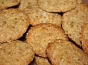 Petits biscuits sésame farine
