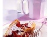 Clafoutis baies goji cranberries séchées