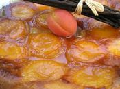 Tarte abricots caramel