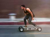 E-GLIDE POWERBOARD skate