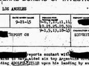 archives laissent penser qu'Hitler serait parti Argentine