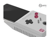 Hyperkin transformer l'iPhone véritable GameBoy