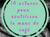 Réutiliser marc café
