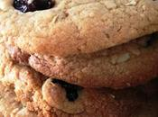 Cookies chocolat blanc-noix coco cranberries