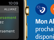 Allianz, premier assureur l'Apple Watch