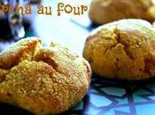 Harcha (galette semoule) four