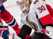 Montreal Ottawa première manche Canadien