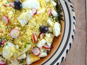 Taboulé couscous maïs-riz