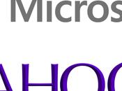 Microsoft Yahoo modifient l'accord liant leurs moteurs recherche