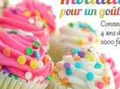 Gâteau chocolat crème fraiche fouettée participation concours