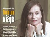 BAFICI rend hommage Isabelle Huppert interview dans Página/12 l'affiche]