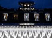 L'hôtel Peninsula inauguré Paris