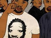 Wu-Tang Clan concert Paris lors Hip-Hop Festival