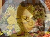 buffet semaine Salomé Leclerc sculpture d'ananas