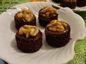 Petites bouchées gâteau chocolat chocolate cake bites bocaditos pastel