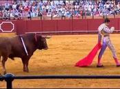 Séville aujourd'hui. Quasi lleno. Toros Juan Pedro Dom...