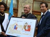 Poste uruguayenne émet timbre l'honneur cardinal Sturla [Actu]