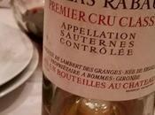 Quelques vieux Sauternes pour repas