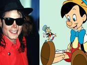 Pinocchio, l'autre personnage auquel s'identifiait Michael Jackson?