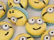 Macarons Minion