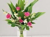 Encore jolis bouquets compositions offrir avec Interflora