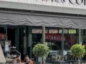 Café concerts propose barbecue grillades cœur Paris