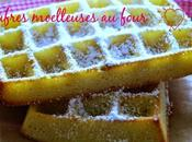 Gaufre nature four