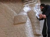 Coup mâchoire coup Trafalgar: détruit Ninive