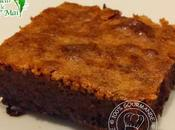 Brownie express sans faire fondre chocolat