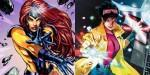 Photo Jean Grey Jubilee complices dans X-Men Apocalypse