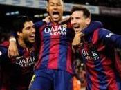 Neymar, Messi, Suarez: Déjà buts cette saison