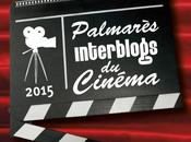 Palmarès Interblogs 2015 classement d'avril films