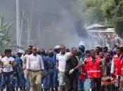 Burundi police tire manifestants Bujumbura, moins mort