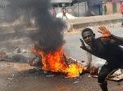 Guinée l'opposition appelle nouveau manifester contre calendrier électoral