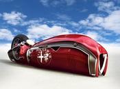MOTEUR Alfa Romeo Spirito Motorcycle Concept