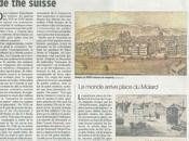 Histoire Genève Article amusant Gilbert Taroni paru dans Dauphiné Libéré