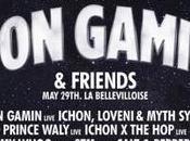 Free Your Funk Poyz Pirlz présentent Gamin Friends (Live Party) Bellevilloise (2*2 places gagner)