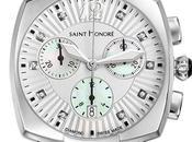 Saint Honoré propose trois nouvelles collections montres