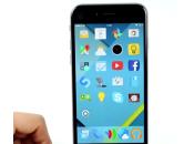 AndriOS, Android Lollipop iPhone (Thème Cydia