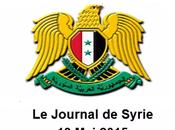 VIDÉO. Journal Syrie 13/05/2015. président Bachar al-Assad reçu Alaeddine Boroujerdi