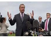 Royaume-Uni dissensions internes sein l'UKIP