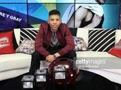 L'acteur Bryshere Gray (EMPIRE), yummy semaine