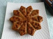 pancake protéiné pommes séchées sirop d'érable seulement kcal (diététique, sans sucre beurre riche fibres)